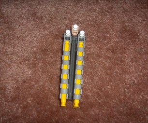 J_SCAP's Knex Butterfly Knife V.2