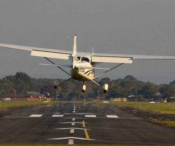 Emergency Landing a Small Plane