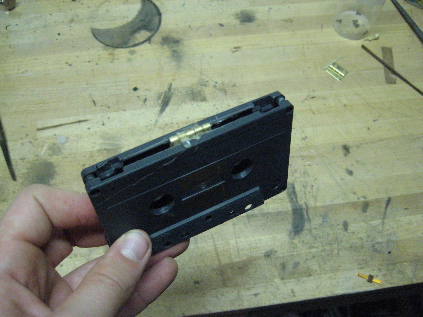 Cassette Tape Wallet / Money Clip