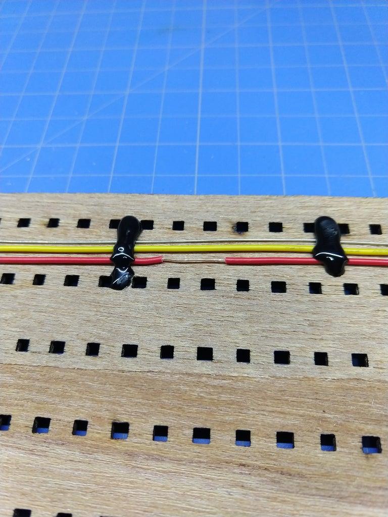 Attach Input Wires