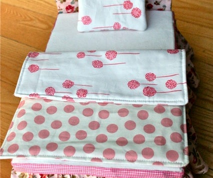 Crate to Cradle: a Clementine Crate Turned Doll Bed