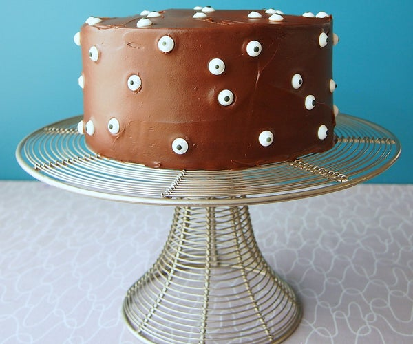 Surprise Halloween Cake