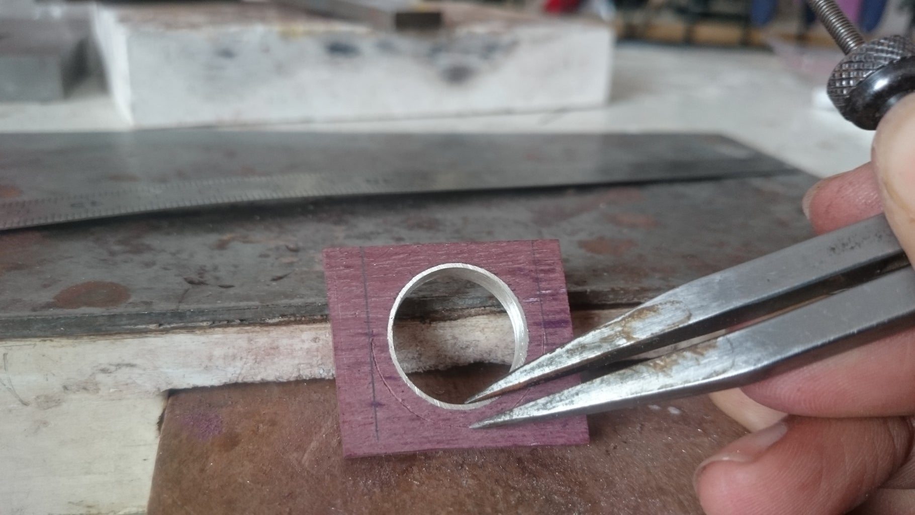 Shaping the Wood