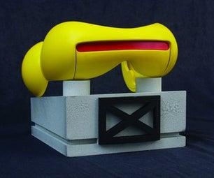Jump Start Halloween: Cyclops Visor