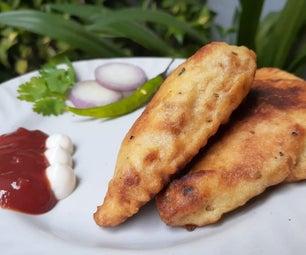 Pakosáa DESI印度西脆小吃融合