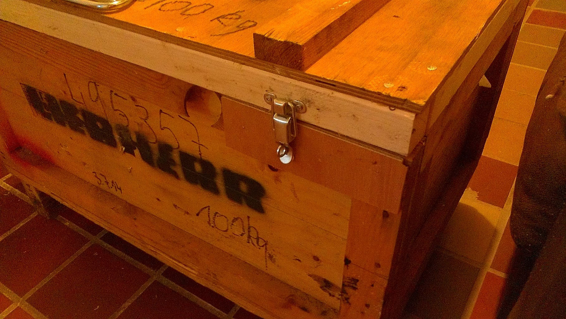 Upcycled Toolbox