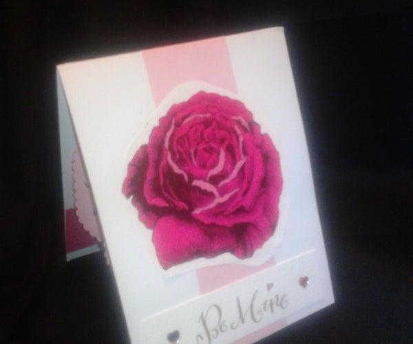Teen Romance Card Party