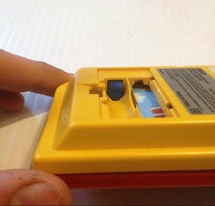 Battery Pocket