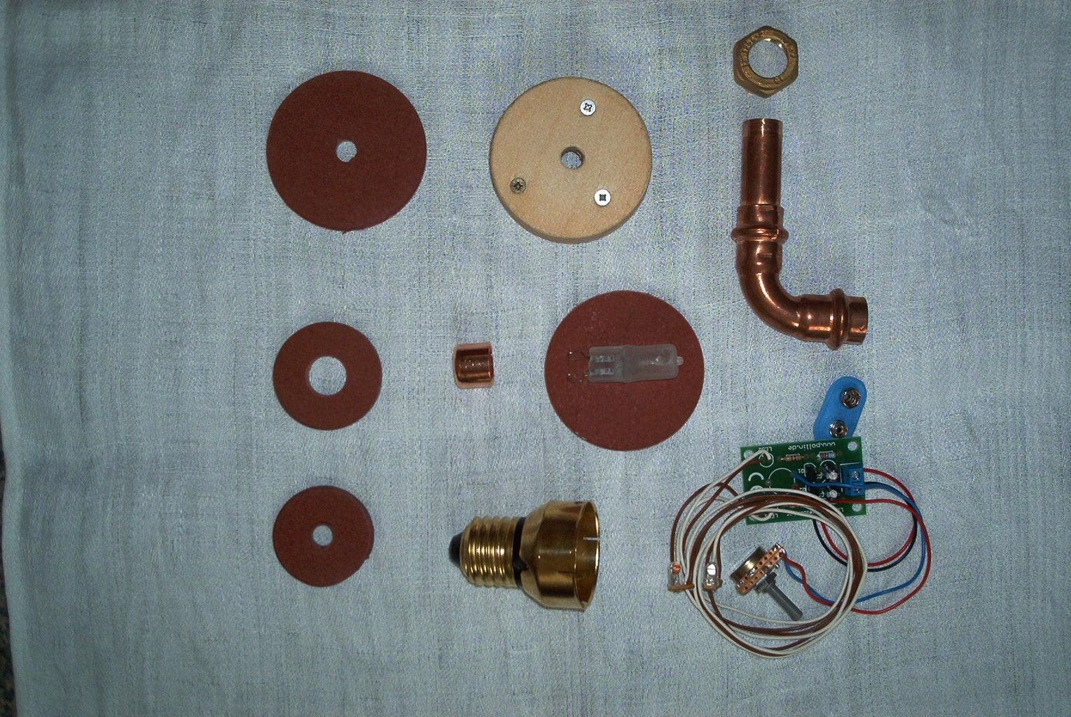 Parts in Details