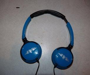 Sugru Headphone Fix