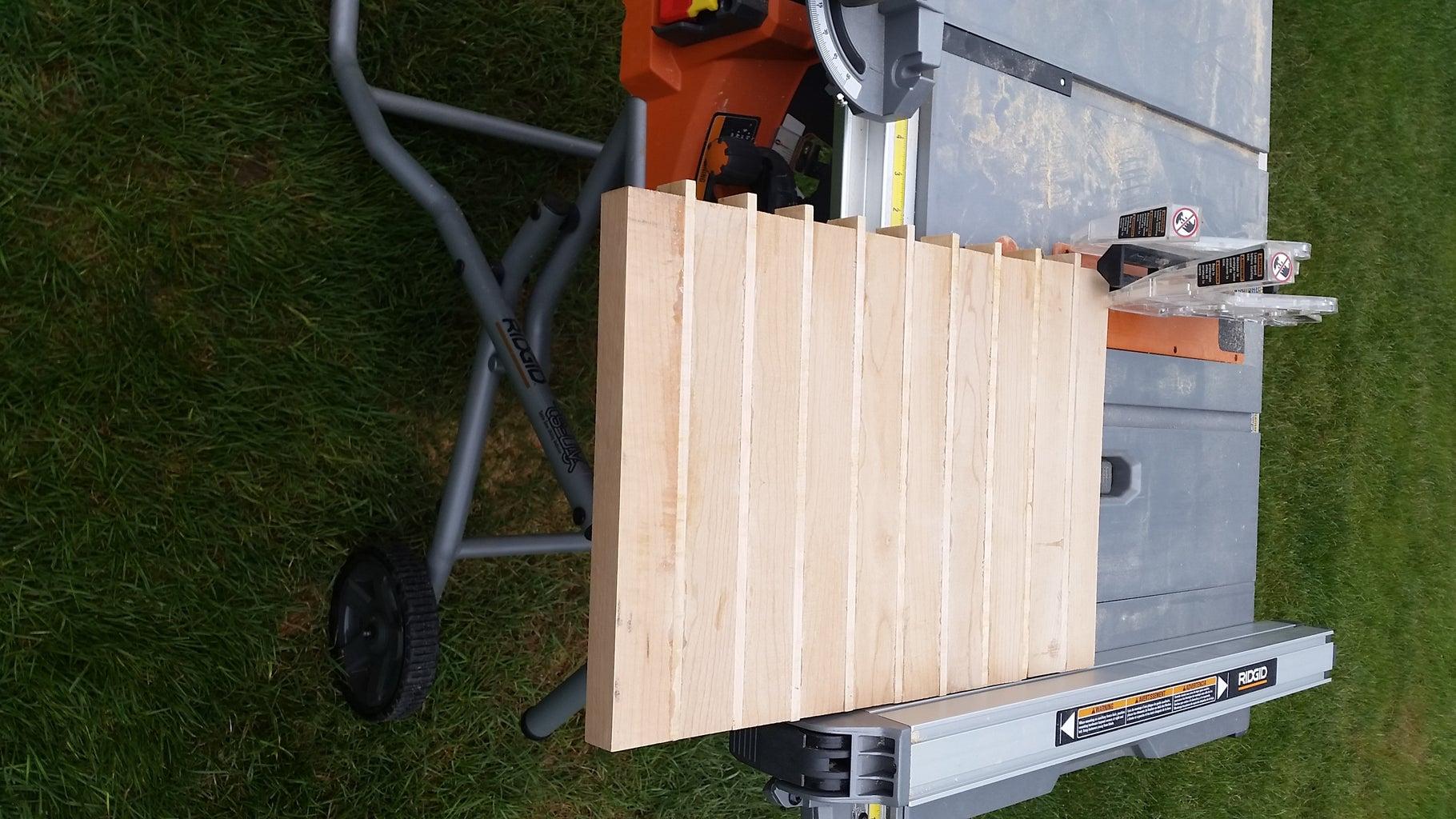 Cut Wood (Round 2)