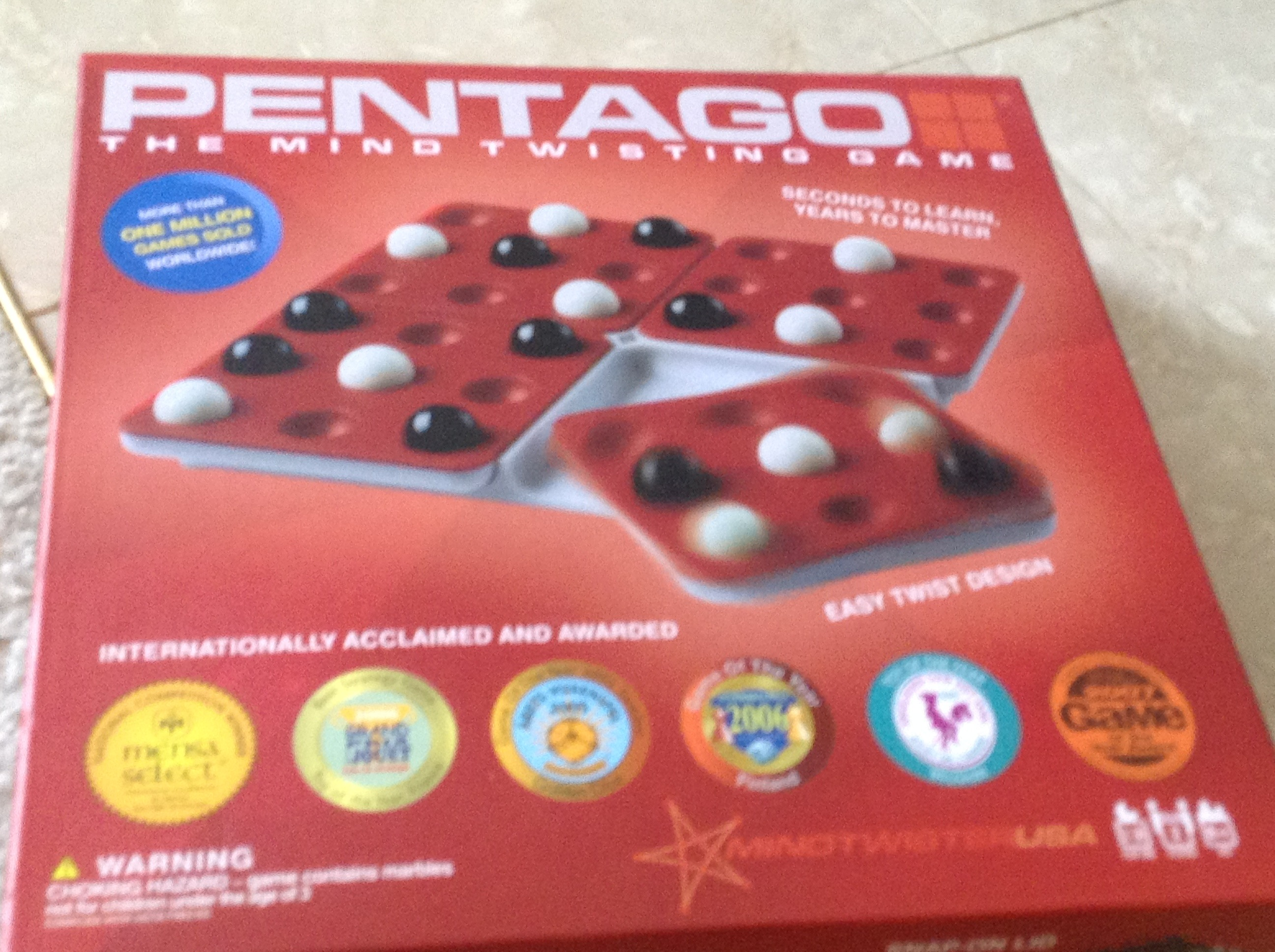 How To Play Pentago