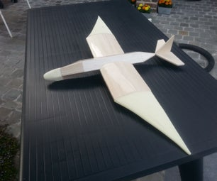 Create Your Own Balsa Wood Glider!