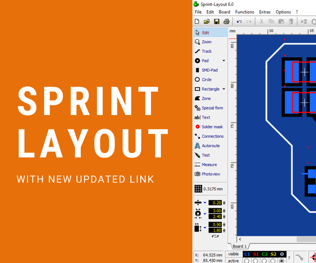 Sprint Layout 6 0 Download