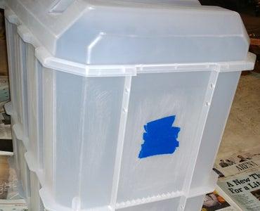 Prep & Paint the Box
