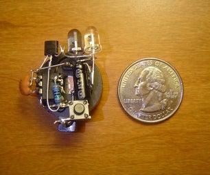 $3.50 DIY TV-B-Gone Micro