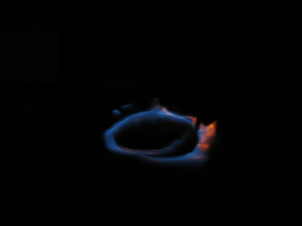 Fire Pen *draw With Fire!!!! (mini Flame Thrower)