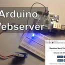 Arduino Webserver Control Lights, Relays, Servos, etc...