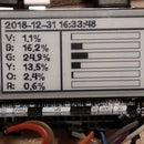 A Raspberry Pi Colorimeter With E-Paper Display