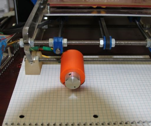 3D printer heated bed temperature Controller