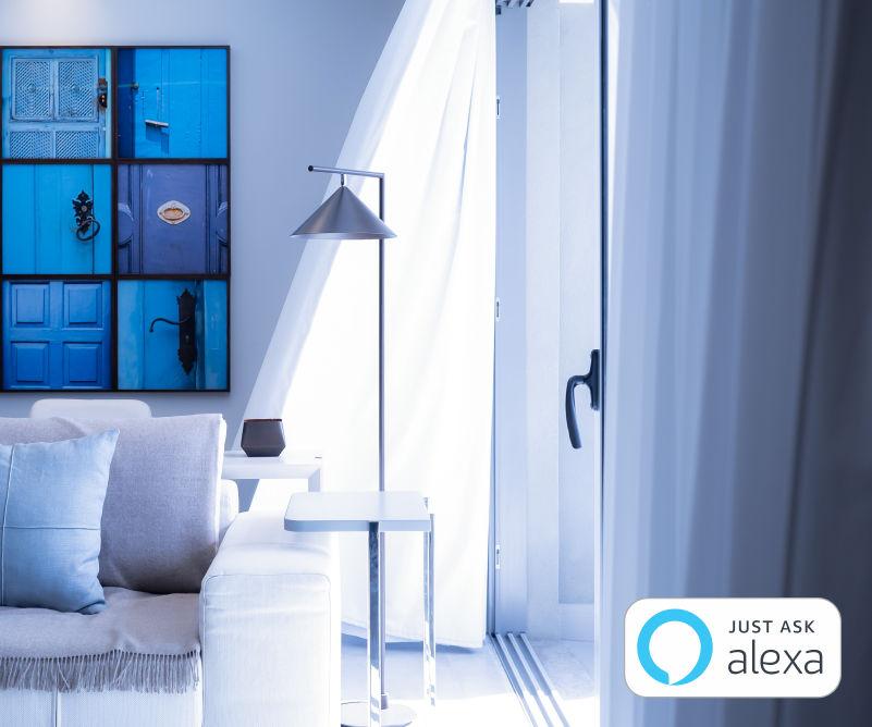 Self Made Alexa Smart Home