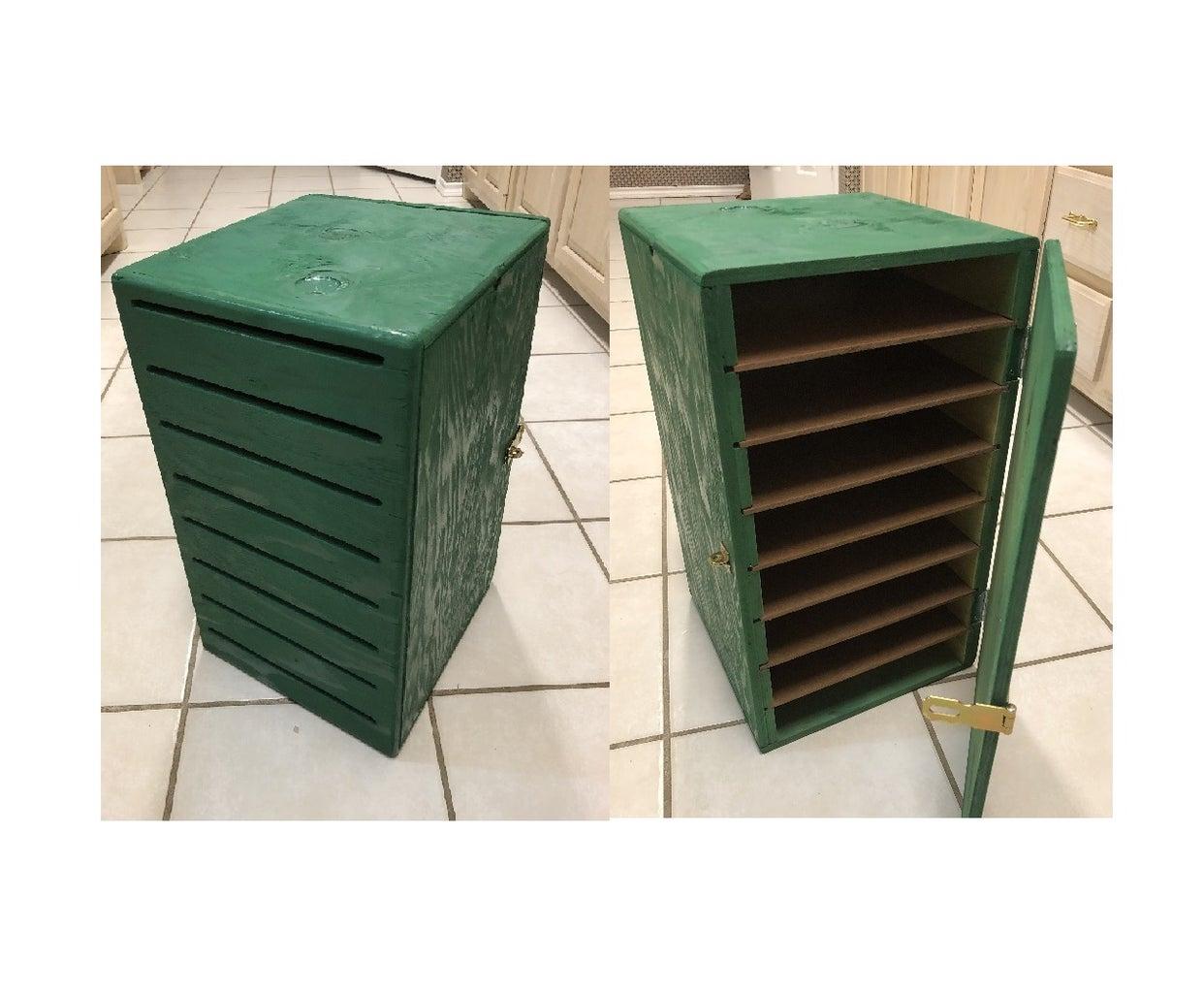 Teacher's Homework Lock Box