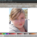 Drawing vector portraits on inkscape