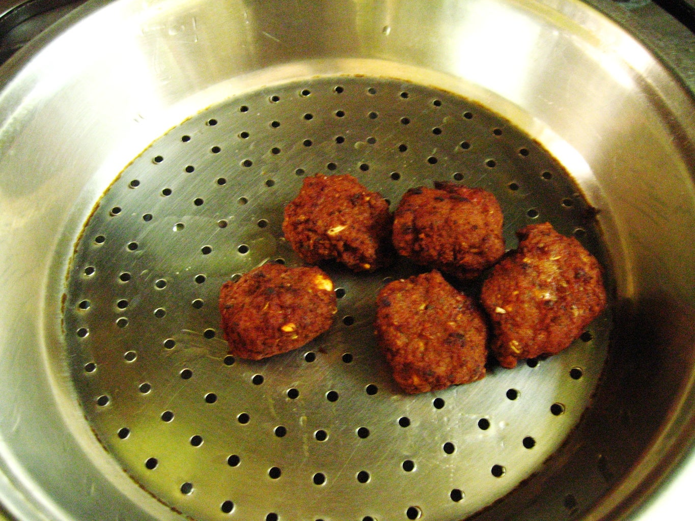 How to Cook Meatballs, a South Indian Recipe