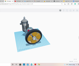 A Piston Engine