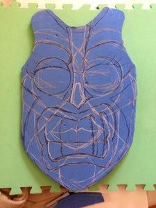 BONUS!  Tiki Priestess Chest Plate
