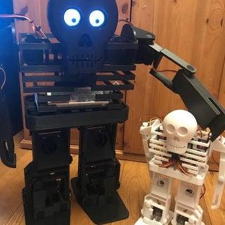 BONES the Humanoid Robot