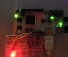 Experiment 7: Light Control of LED Switch
