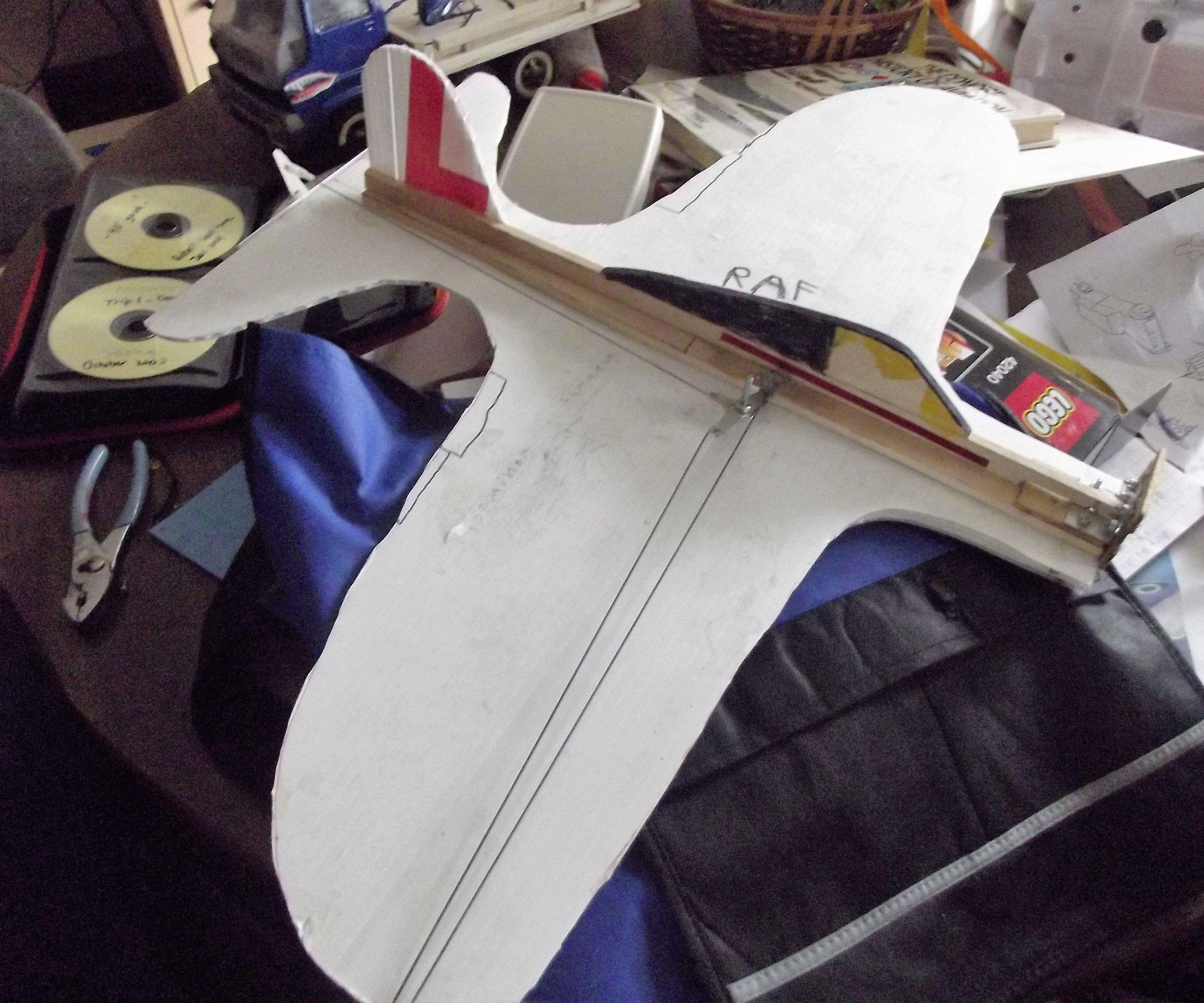Controlline Airplane