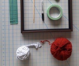 Adaptable (Tapestry) Weaving: Use Whatever You Have