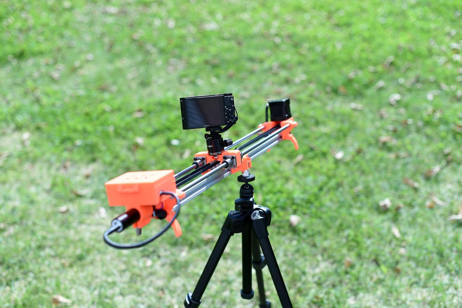 DIY Motorized Camera Slider