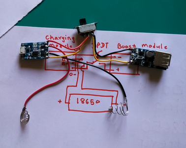 Connections / Circuit Diagram