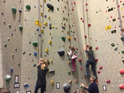 Go to a Climbing Gym