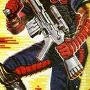 Creating a GI Joe Cobra Viper forearm bracer for cosplay