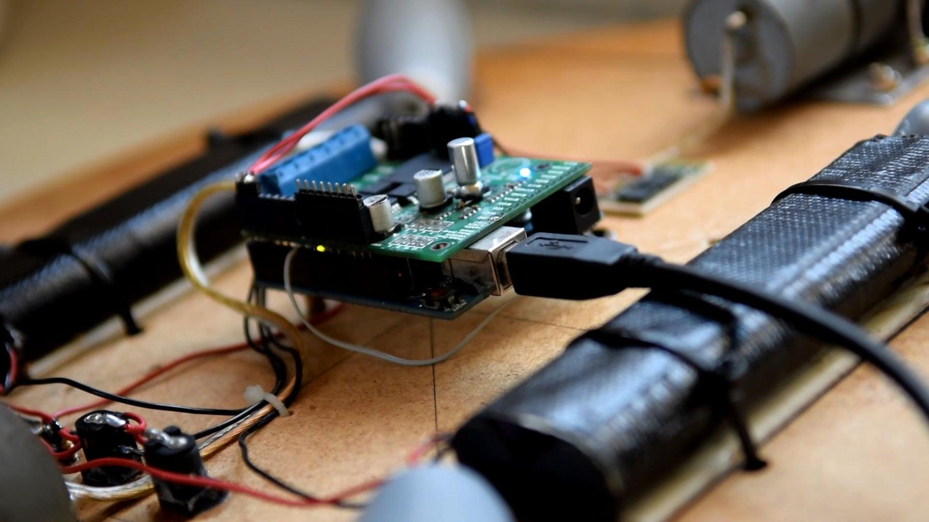 Program the Robotic Mechanism