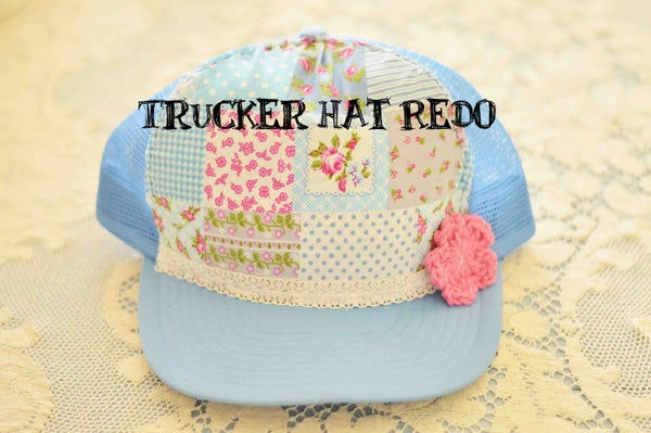 Trucker Hat Redo