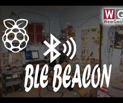 Raspberry Pi 3 as BLE Beacon