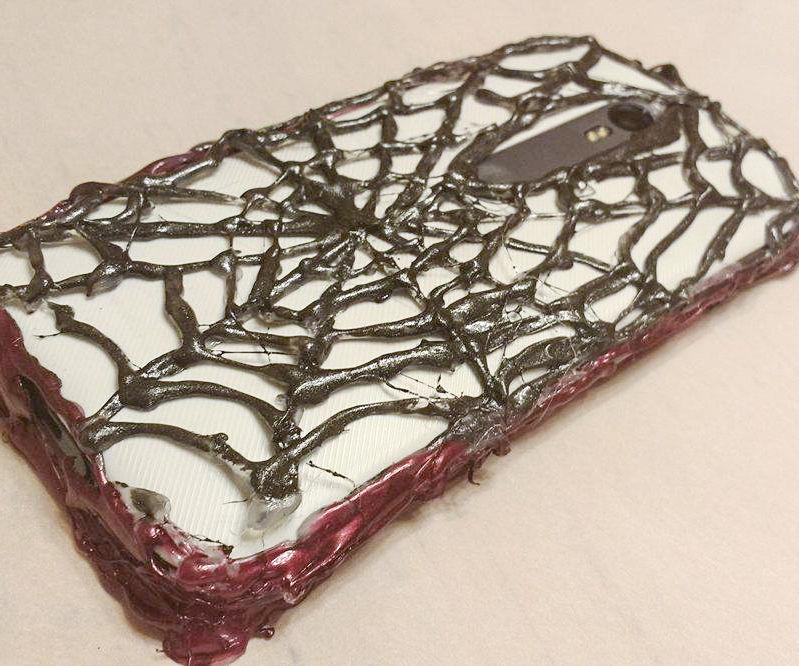 Hot Glue Phone Case