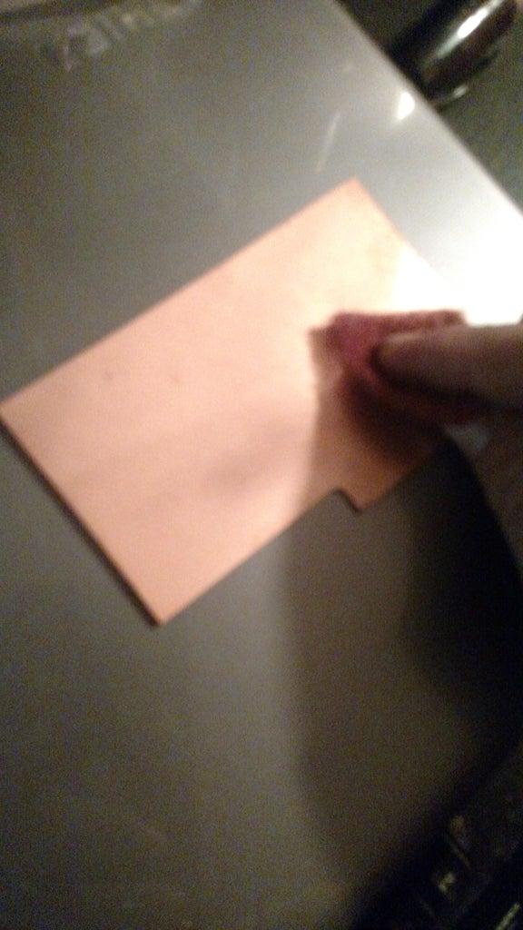 Scuff Up the Copper Clad