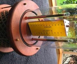 Nixie Trilateral Clock
