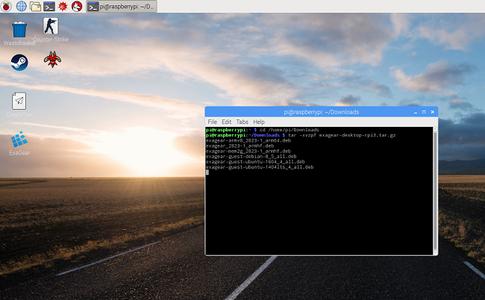 Install Emulator