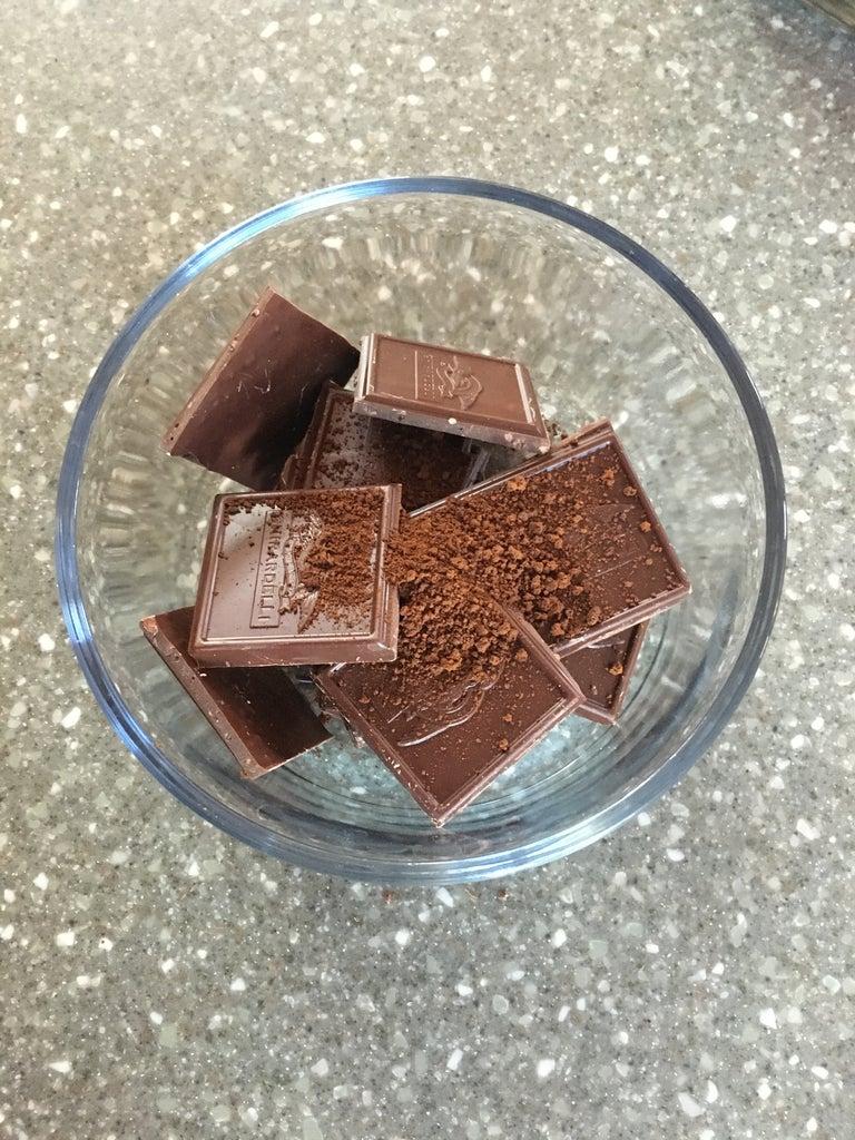 Dark Chocolate Layer