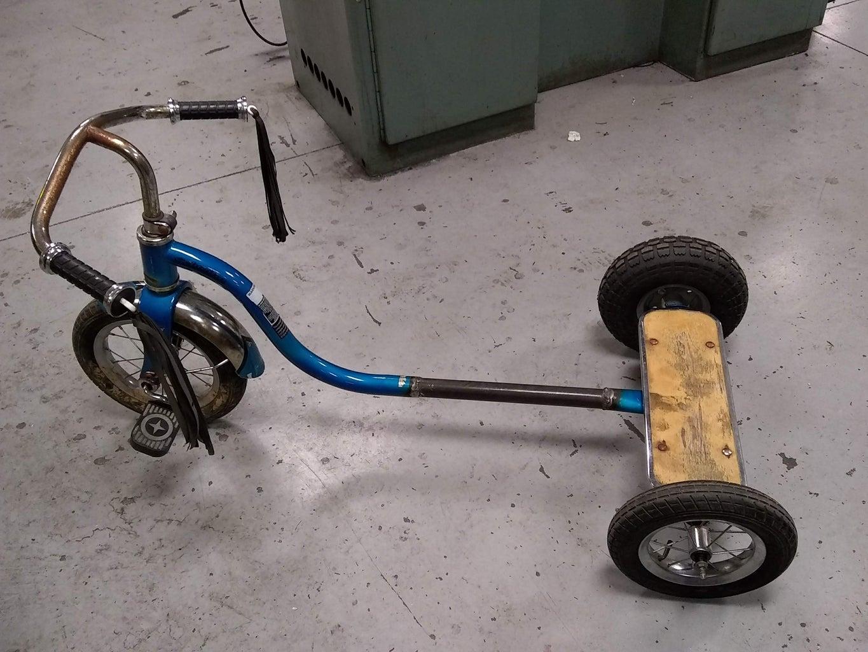 Front Wheel Fix