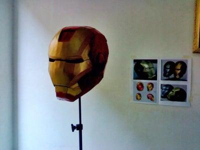 Helmet Result