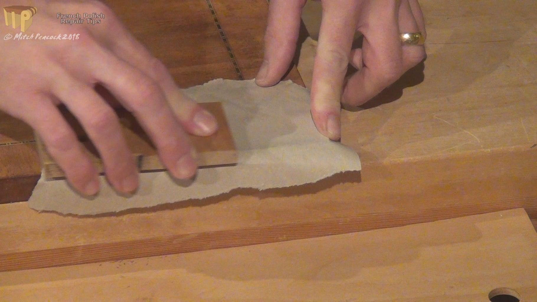 Fixing Loose Veneer