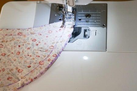 Pumpkin #2: Sew the First Segment